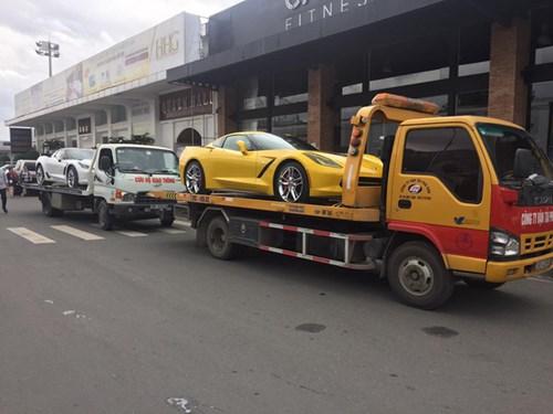 Tay chơi Bình Thuận trang điểm cho Chevrolet Corvette C7 Stingray - Ảnh 3.