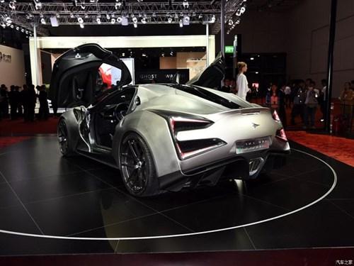 Siêu xe xác Hoa, hồn Ý Icona Vulcano Titanium có giá không thể tin được - Ảnh 7.
