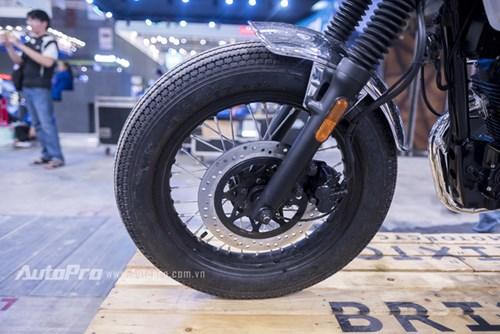 Xem trước Brixton BX125/150, mẫu xe máy làm điên đảo mạng xã hội những ngày qua - Ảnh 8.