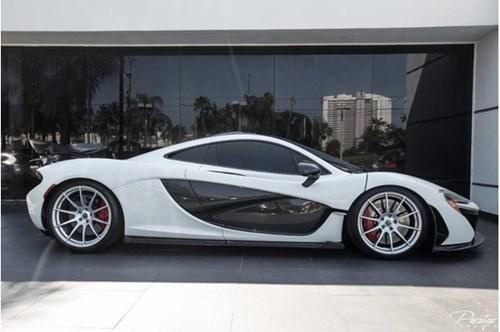 McLaren P1 đã qua sử dụng có giá bán 59 tỷ Đồng - Ảnh 1.
