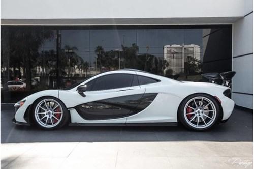 McLaren P1 đã qua sử dụng có giá bán 59 tỷ Đồng - Ảnh 3.