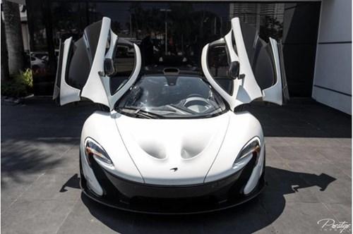 McLaren P1 đã qua sử dụng có giá bán 59 tỷ Đồng - Ảnh 2.