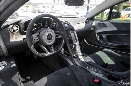 McLaren P1 đã qua sử dụng có giá bán 59 tỷ Đồng - Ảnh 8.