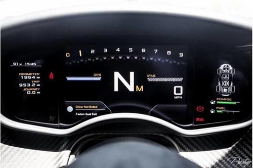 McLaren P1 đã qua sử dụng có giá bán 59 tỷ Đồng - Ảnh 12.