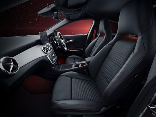 Mercedes-Benz ra mắt CLA đặc biệt cho fan cuồng Star Wars - Ảnh 3.