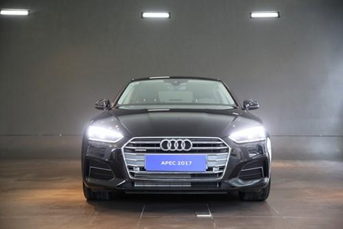 Audi A5 Sportback phục vụ APEC đã cập cảng Việt Nam - Ảnh 3.