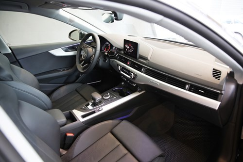 Audi A5 Sportback phục vụ APEC đã cập cảng Việt Nam - Ảnh 6.
