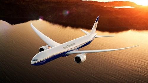 Bên trong máy bay cá nhân 400 triệu USD của Boeing - Ảnh 2.