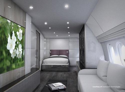Bên trong máy bay cá nhân 400 triệu USD của Boeing - Ảnh 19.
