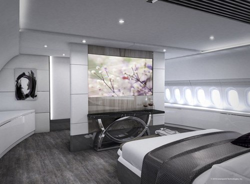 Bên trong máy bay cá nhân 400 triệu USD của Boeing - Ảnh 21.