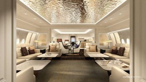Bên trong máy bay cá nhân 400 triệu USD của Boeing - Ảnh 6.