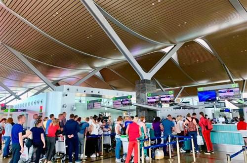 Thuê riêng máy bay, hàng nghìn khách Nga đổ đến Việt Nam
