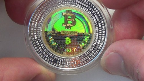 Bitcoin vat ly