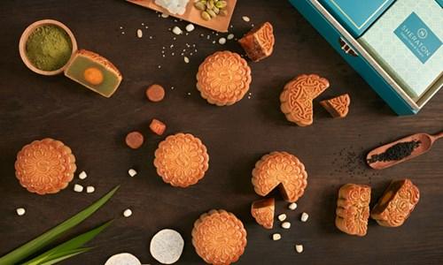 Sheraton Saigon ra mắt bộ sưu tập bánh trung thu năm 2021 - Ảnh 3.
