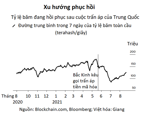 Ba lý do bitcoin trỗi dậy từ bờ vực thẳm - Ảnh 2.