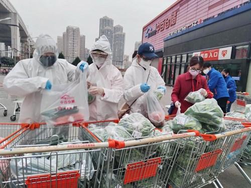 Cách Trung Quốc đảm bảo lương thực cho hàng chục triệu người dân trong những ngày phong tỏa - Ảnh 1.