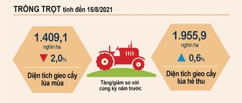 Nông nghiệp vượt khó để duy trì sản lượng - Ảnh 1