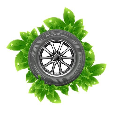 Dòng lốp xanh Ecowing KH27.
