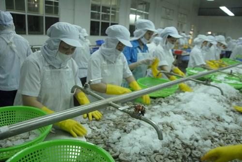 Giai đoạn 2021 - 2025, ngành thủy sản duy trì tốc độ tăng tổng sản lượng thủy sản từ 3- 5%/năm. Ảnh: Vũ Đình Thung.