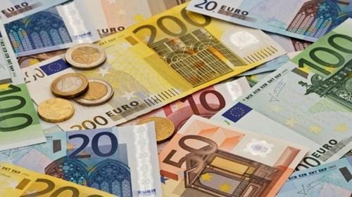 Ty gia Euro, bang Anh hôm nay 24/5/2021