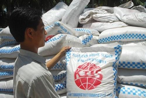 Chính thức tiếp nhận đề nghị miễn trừ chống bán phá giá đường Thái Lan