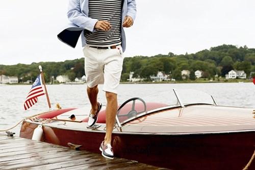 Boat shoes - mau giay khong the thieu trong tu do nam 2016 hinh anh 4