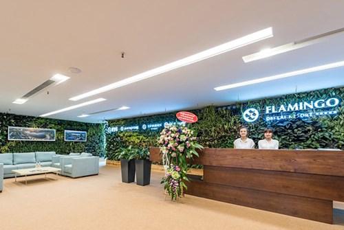 Cuối tháng 6 vừa qua, HVG tiếp tục gây được sự chú ý với giới đầu tư khi khai trương văn phòng làm việc mới HVG Office tại 127 Lò Đúc, Hà Nội mang phong cách Flamingo Lifestyle. </p><p>