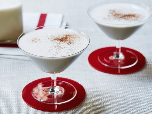 Food Network Puerto Rican Coconut Milk Rum Christmas Coquito Christmas Cocktails
