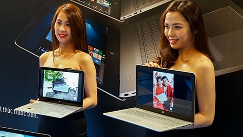 HP ra mắt laptop HP ENVY 13 và ENVY 15 mới, pin sử dụng 10 tiếng