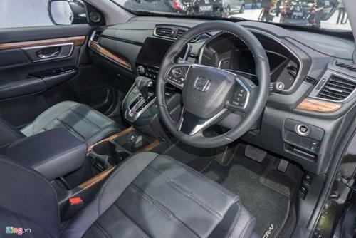 Anh thuc te Honda CR-V 7 cho vua ra mat hinh anh 6