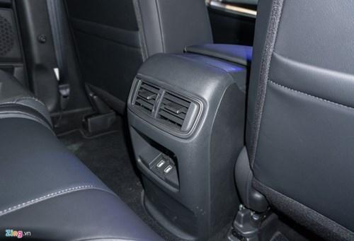 Anh thuc te Honda CR-V 7 cho vua ra mat hinh anh 7