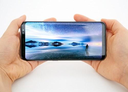 Samsung Galaxy S8 va S8+ ra mat voi man hinh vo cuc, 4G toc do 1 Gbps hinh anh 6