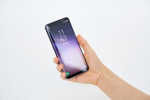 Samsung Galaxy S8 va S8+ ra mat voi man hinh vo cuc, 4G toc do 1 Gbps hinh anh 9