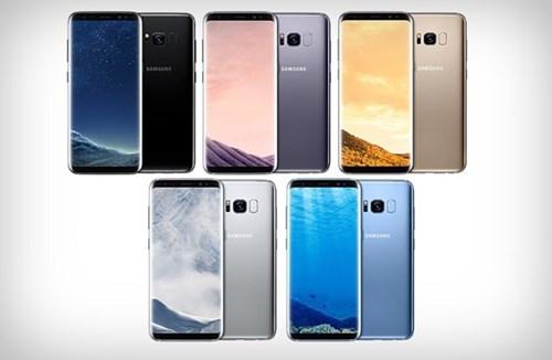 Samsung Galaxy S8 va S8+ ra mat voi man hinh vo cuc, 4G toc do 1 Gbps hinh anh 3