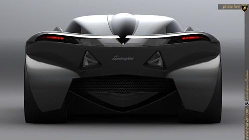 Sieu xe Lamborghini nam 2020 trong nhu the nao? hinh anh 5