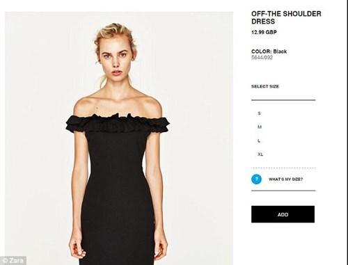 Cach san nhung mon do gia re cua Zara khi mua online hinh anh 3