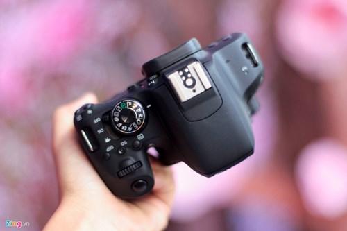 Anh thuc te Canon EOS 800D gia 18 trieu tai VN hinh anh 4