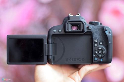 Anh thuc te Canon EOS 800D gia 18 trieu tai VN hinh anh 6