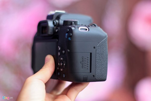 Anh thuc te Canon EOS 800D gia 18 trieu tai VN hinh anh 8