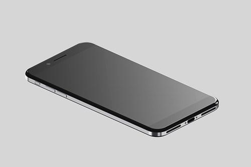 Thiet ke iPhone X vuong lay cam hung tu iPhone 4S hinh anh 2