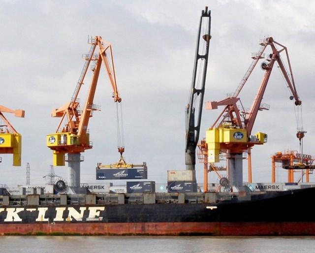 Công bố danh mục 245 bến cảng thuộc các cảng biển Việt Nam