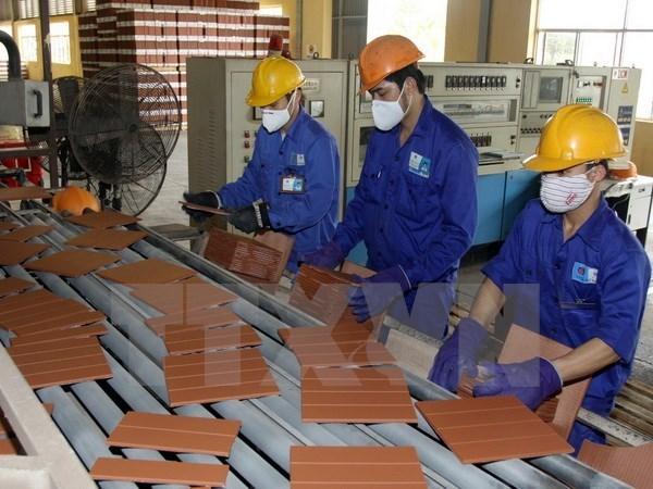 Viglacera sẽ lập liên doanh sản xuất vật liệu xây dựng tại Cuba