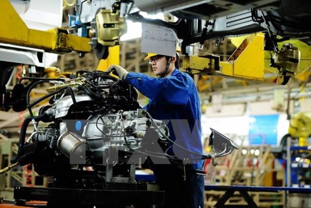 Công nghiệp sẽ mang lại cú hích mới cho quan hệ Trung Quốc-ASEAN