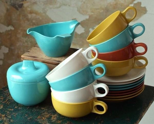 Những ưu điểm tuyệt vời của bát đĩa làm từ nhựa melamine