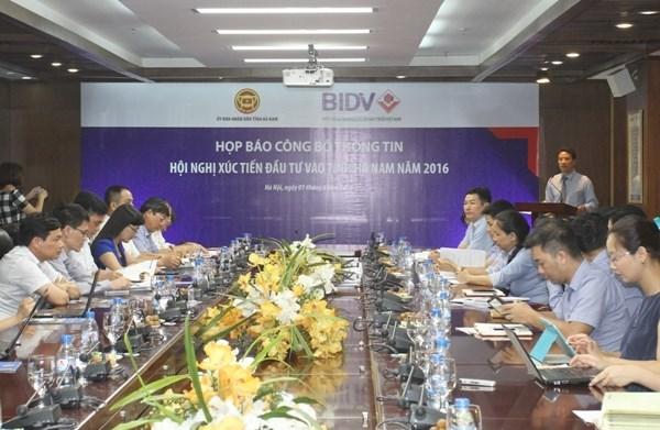 Hà Nam: Ưu tiên thu hút đầu tư vào 3 khu nông nghiệp công nghệ cao