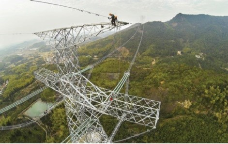 Siêu lưới điện và toàn cầu hóa mạng điện thế giới