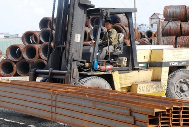 Thép Việt giành lại thị trường