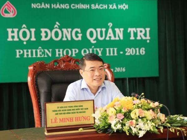 Thống đốc NHNN: Ngân hàng Chính sách chú trọng địa phương bị thiên tai