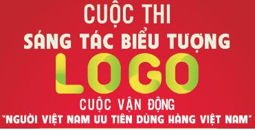 """Thi sáng tác Logo """"Người Việt Nam ưu tiên dùng hàng Việt Nam"""""""