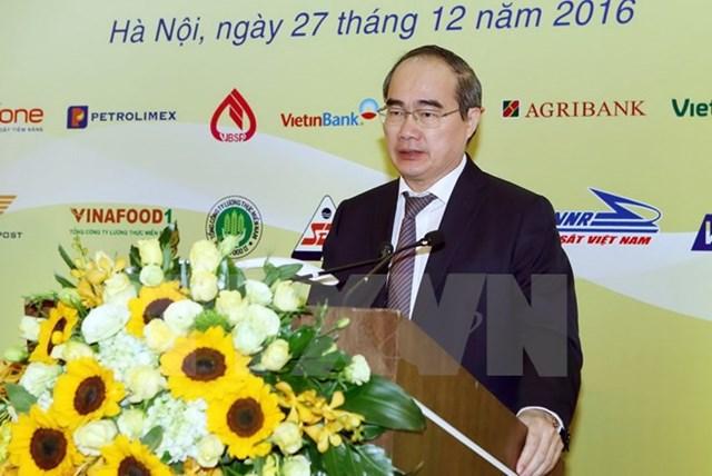 Tiếp tục đẩy mạnh cuộc vận động người Việt ưu tiên dùng hàng Việt